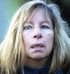 Barbara Strisand without makeup