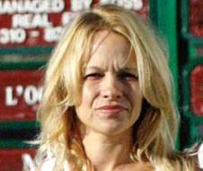 Pam Anderson without makeup