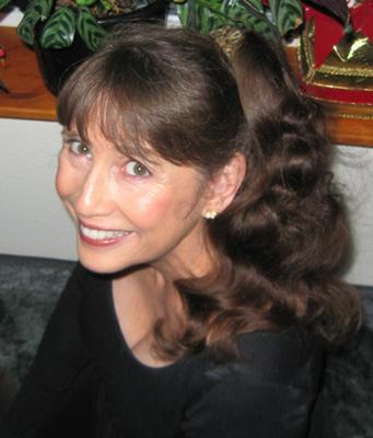 Carolyn at age 63